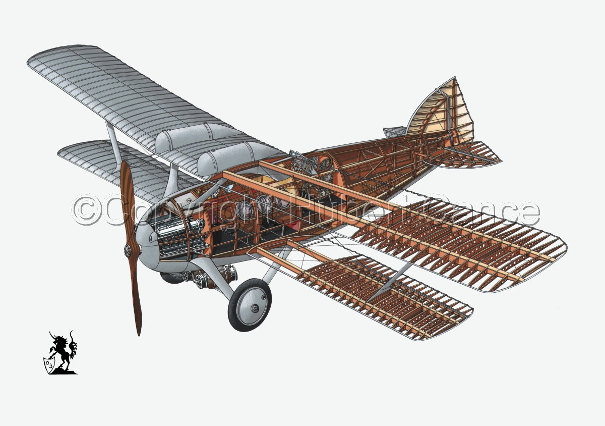 Bleriot-SPAD S.46 #1.1 (large view)