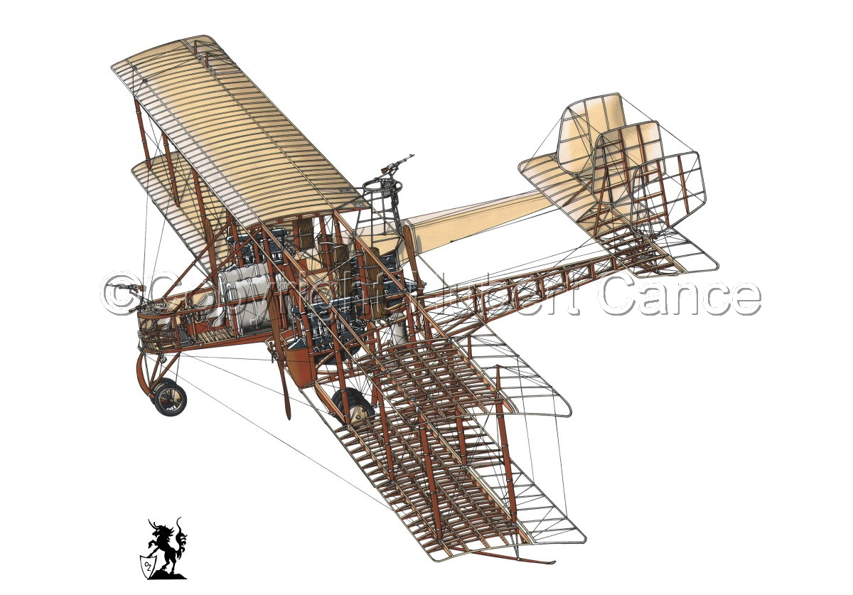 Caproni Ca.3 #1.1 (large view)