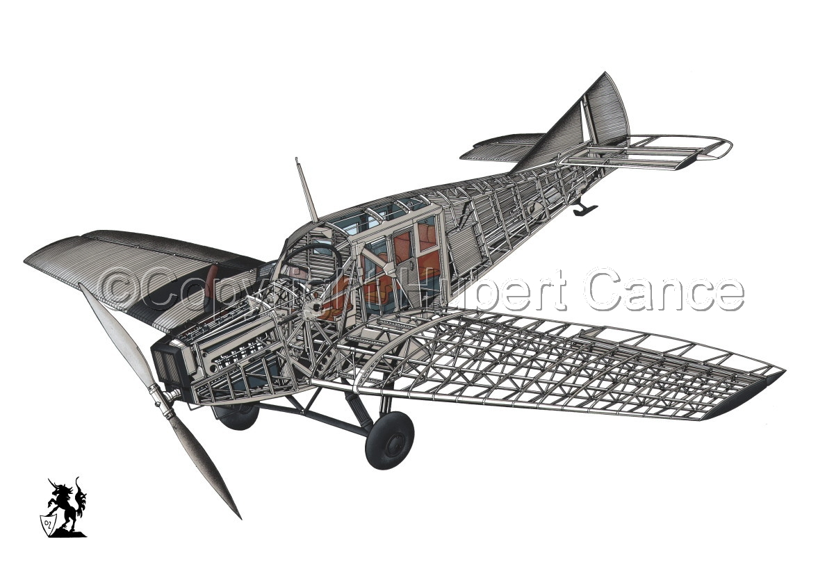 Junkers F.13 #1.1 (large view)