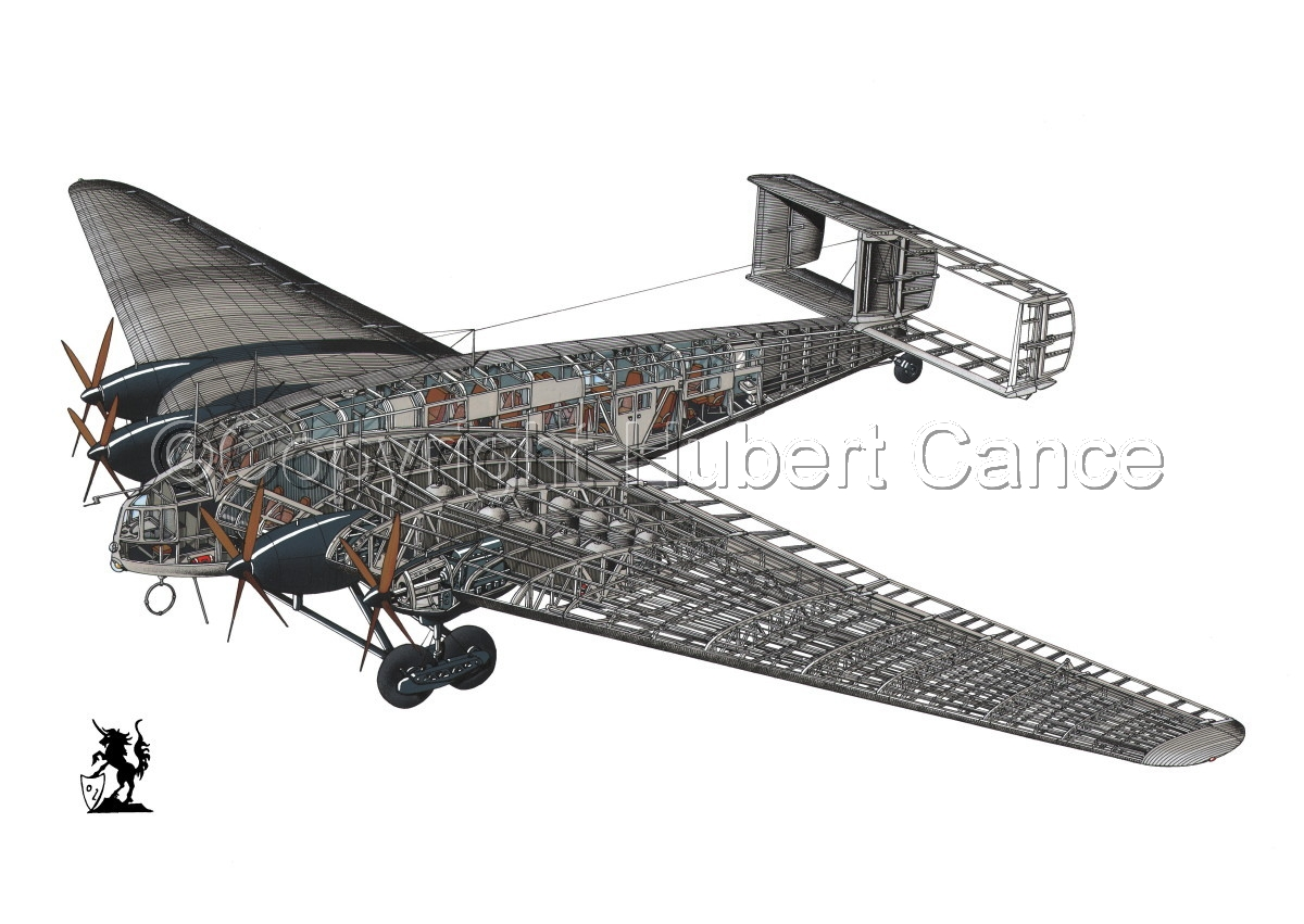 Junkers G 38 ce #1 (large view)