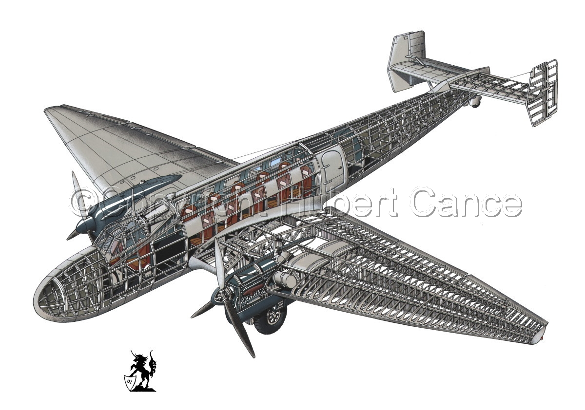 Junkers Ju 86 C1 #1 (large view)