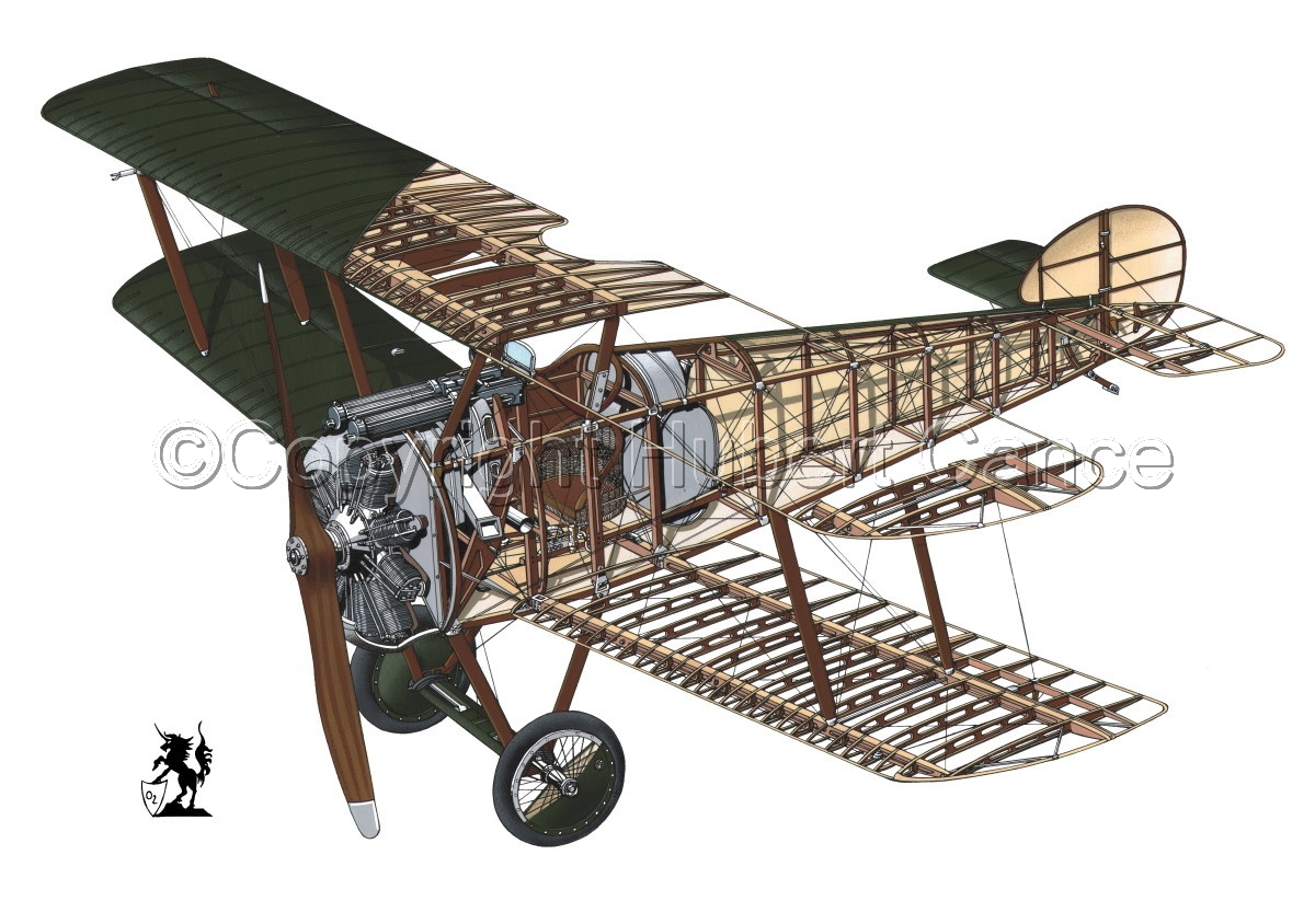 "Sopwith ""Camel"" F1 #1.1 (large view)"