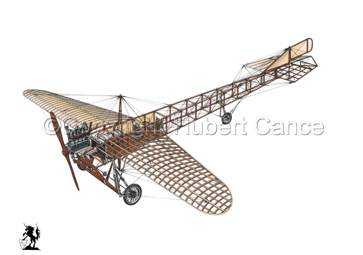 Tellier Monoplan #1.1 (large view)