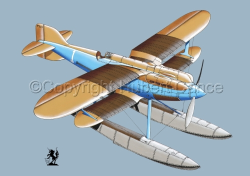 Gloster IVb Racer #2.2 (large view)