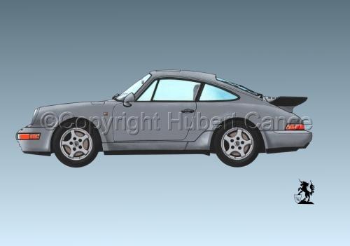 Porsche 911 #1.3 (large view)