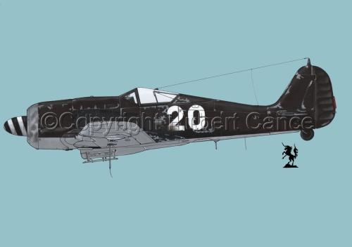 Focke-Wulf Fw 190A-8 #1.2 (large view)