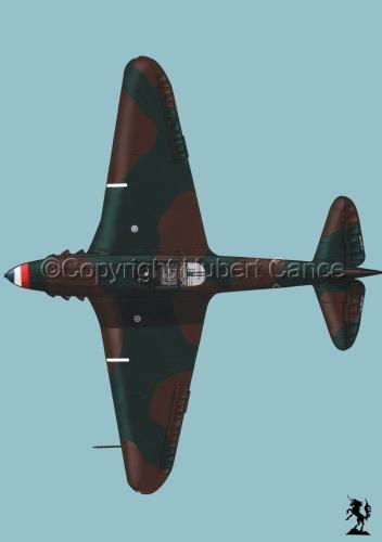 Yakovlev Yak-9D #3bis.2 (large view)