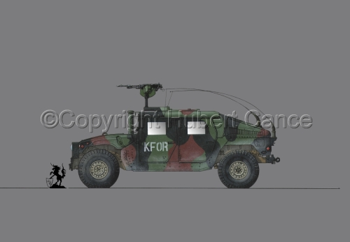 AMC M1114 Up-Armored HMMWV #1.2 (large view)