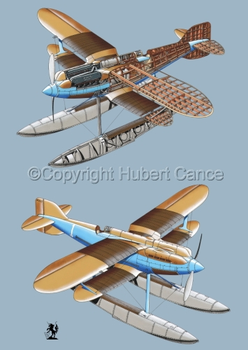 Gloster IVb Racer 2-Views #2.2 (large view)