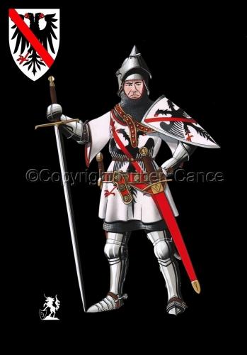 Bertrand Du Guesclin (Shield #2) (large view)
