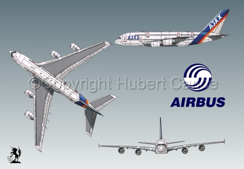 Airbus A3XX (Logo #1.3) (large view)