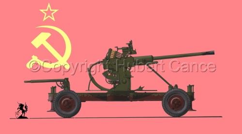 Soviet 37 mm AA Gun Model 1939 (Flag #1) (large view)