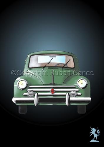 Renault 4 CV #1.4 (large view)
