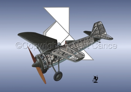 PZL P.7a (Insignia #22) (large view)