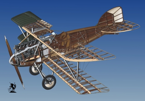 Albatros D.III #1.6 (large view)