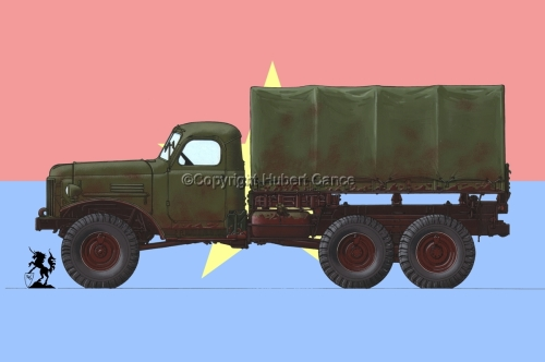 ZIL-157K (Flag #5) (large view)