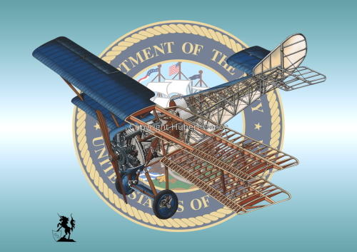 Hanriot HD.1 (Insignia #1) (large view)