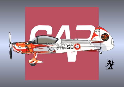 Mudry CAP-10B (Logo #2) (large view)