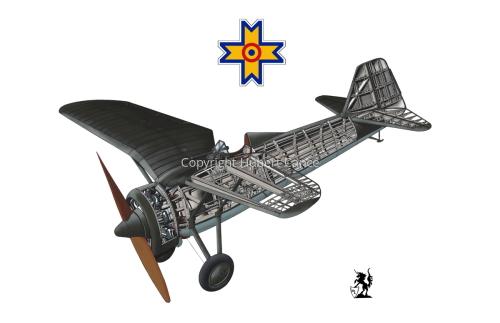 PZL P.7a  (Roundel #5.1) (large view)