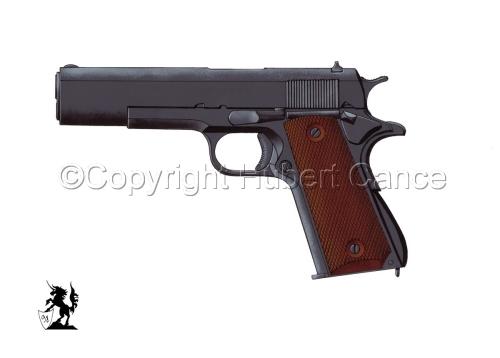 Colt .45 M1911A1 #1 (large view)