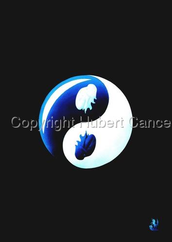 """""""Yin-Yang"""" (large view)"""