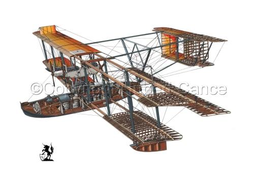 Curtiss NC-4 Transatlantic #1.1 (large view)