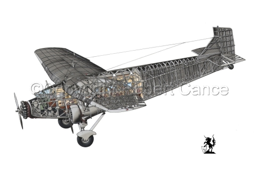 "Ford 5-AT-B ""Trimotor"" #1.1 (large view)"