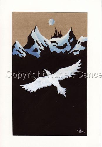 """White Bird"" (large view)"