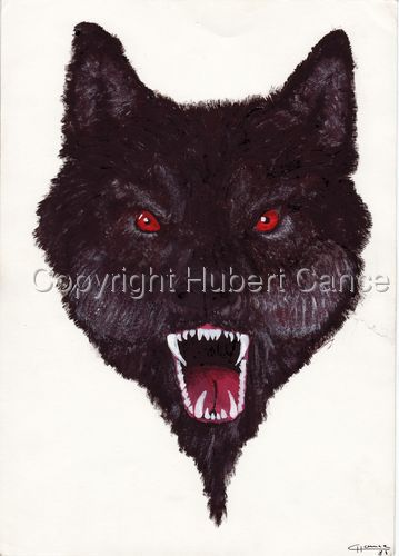 """Werewolf"" (large view)"
