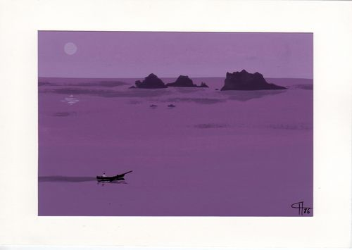 """Purple Sea"" (large view)"