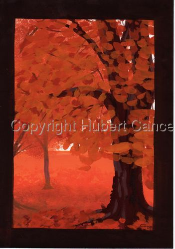 """Autumn Leaves"" (large view)"