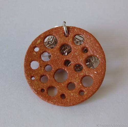 3. Hubert Candelario-Pendant with Holes