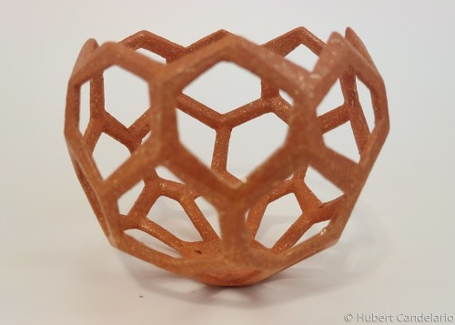 Mica Geometric Pot
