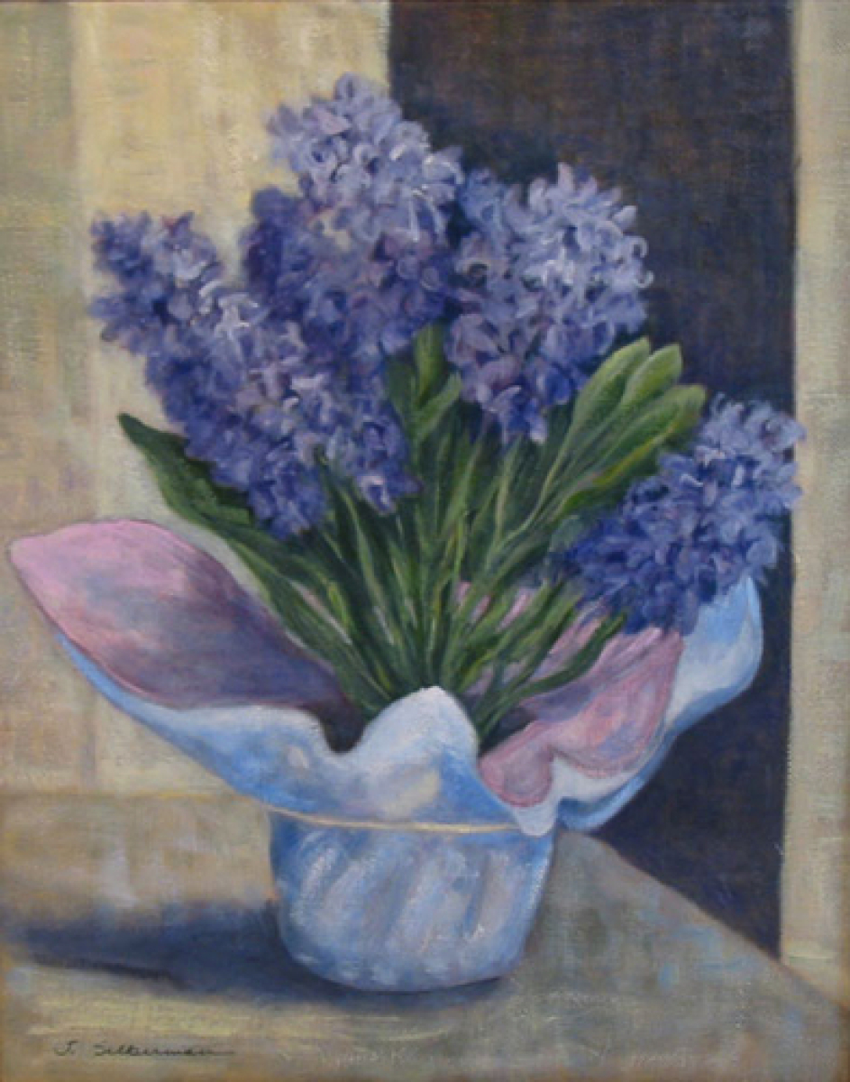 Hyacinth, unframed  (large view)