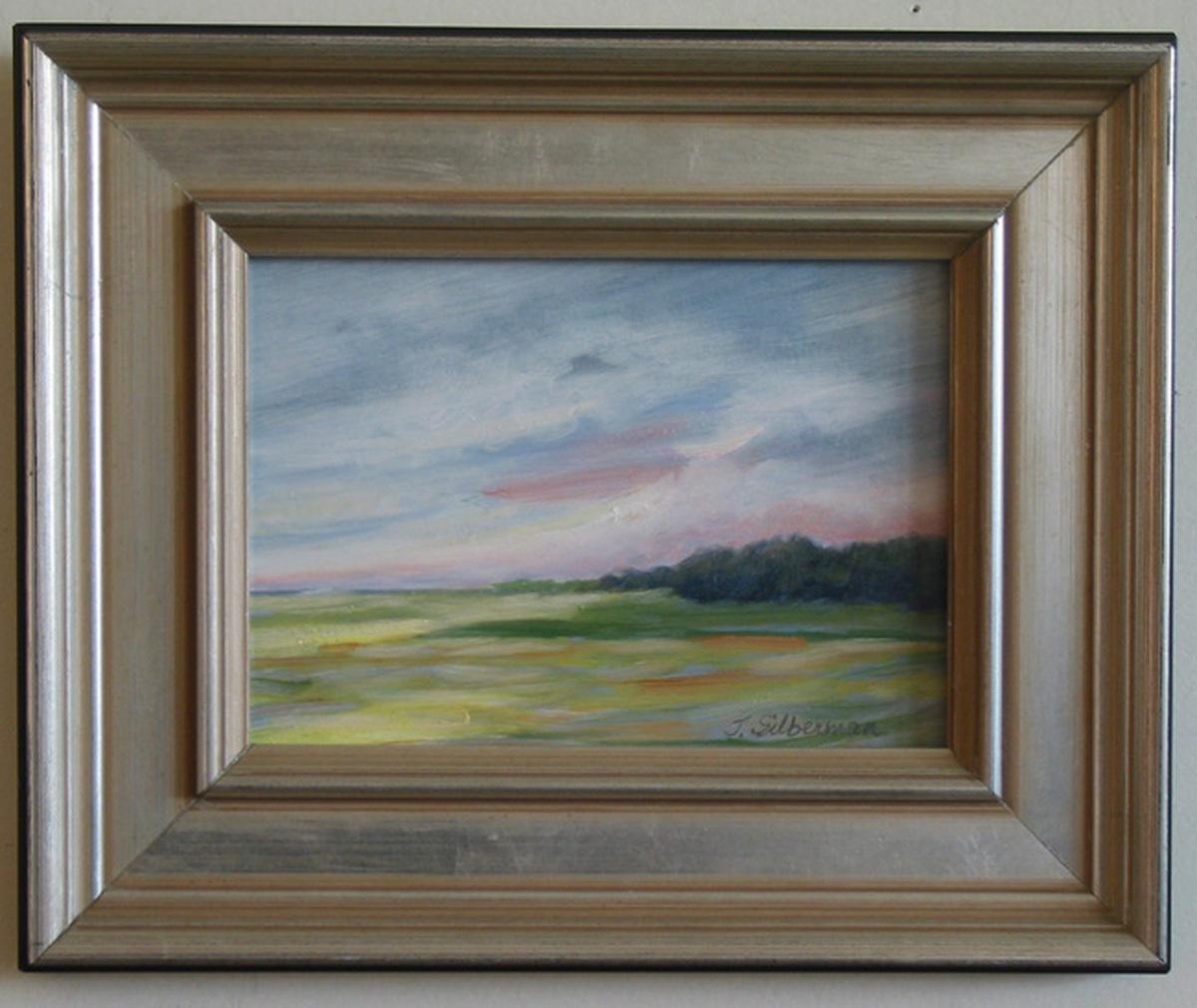 Soft light Landscape Study (large view)