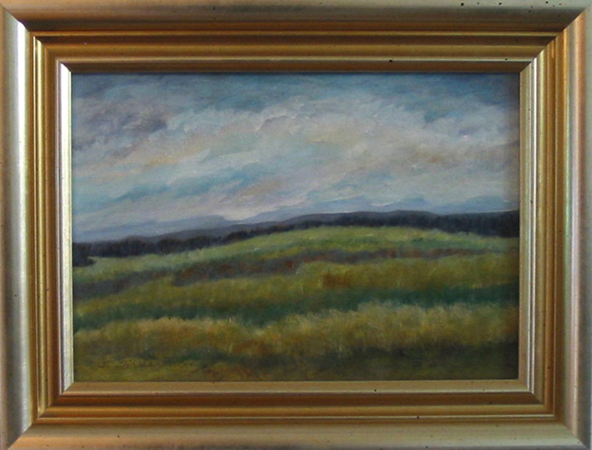 Mountain Ridge, Shenandoah (large view)