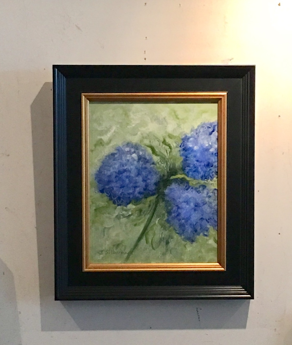 Hydrangea, Framed   (large view)
