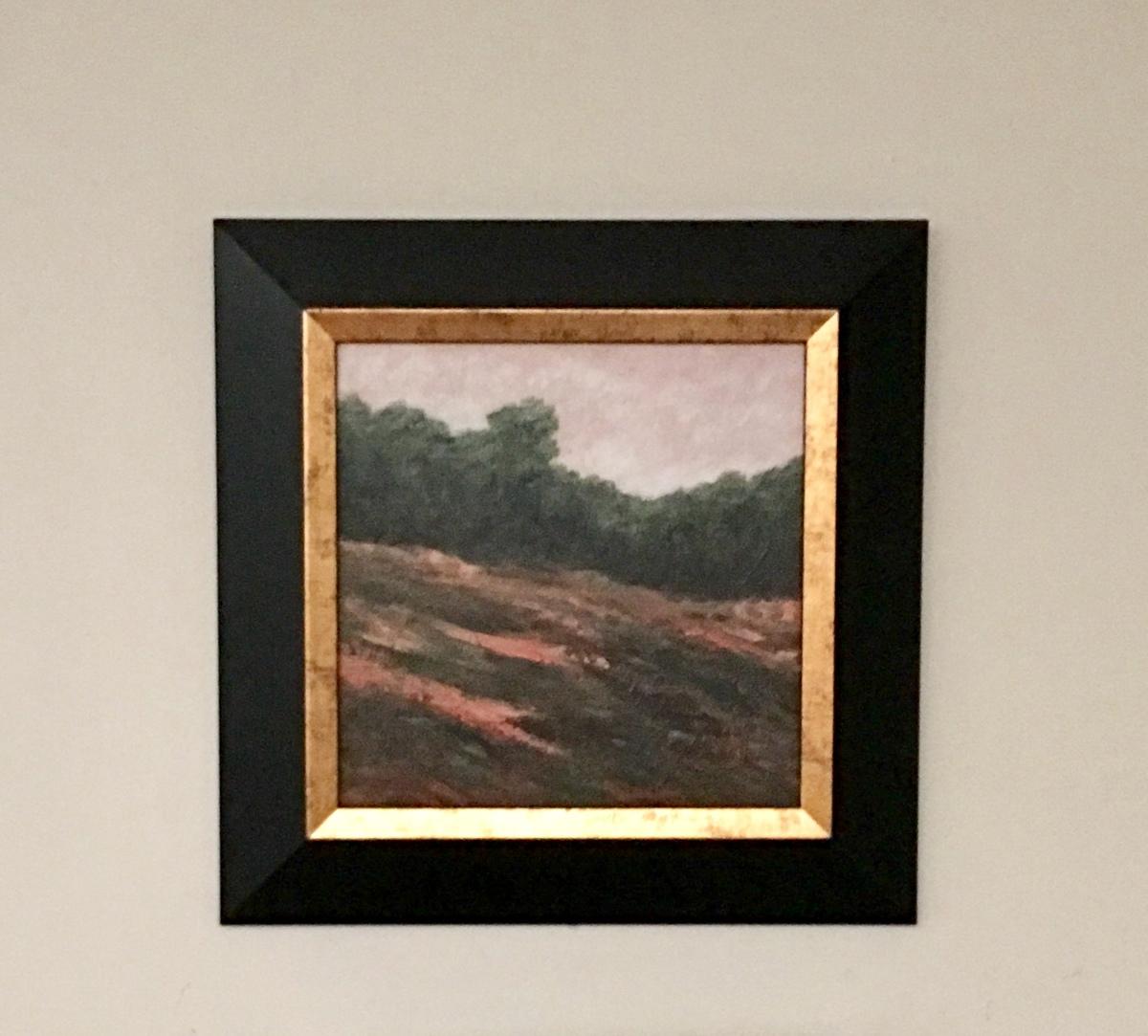 Sunrise, framed  (large view)