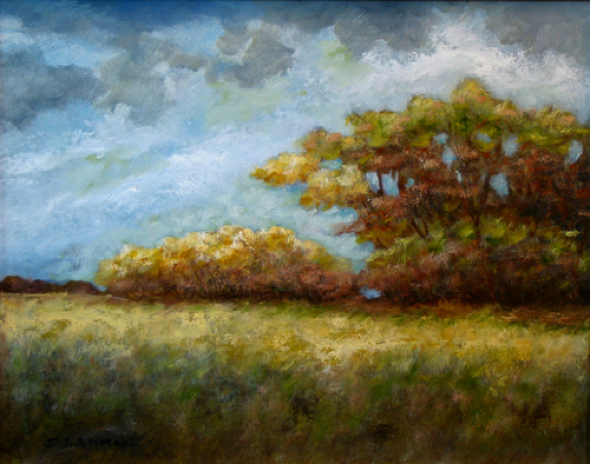 Autumn Gold, unframed  (large view)