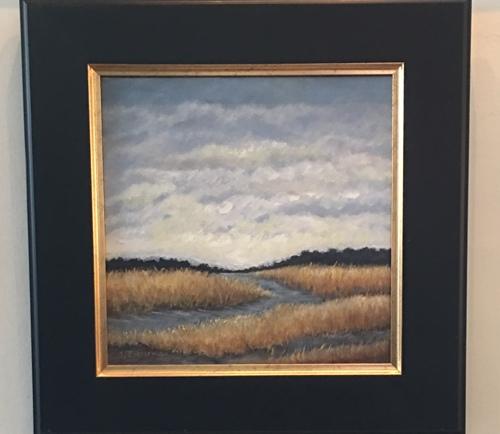 Morning Marshlands (large view)