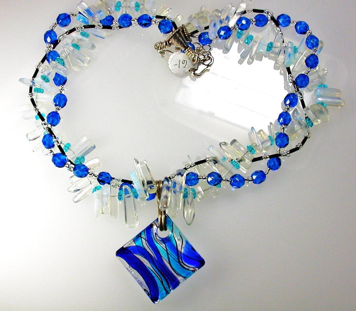 Orinoco Swirl Necklace (large view)