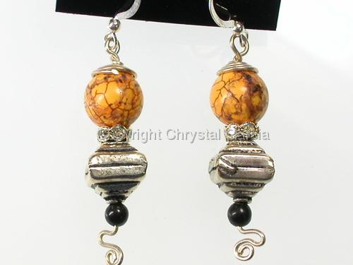 Eventide Allure Earrings by Chrystal Garcia