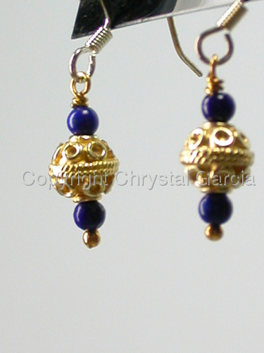Nile Nostalgia Earrings