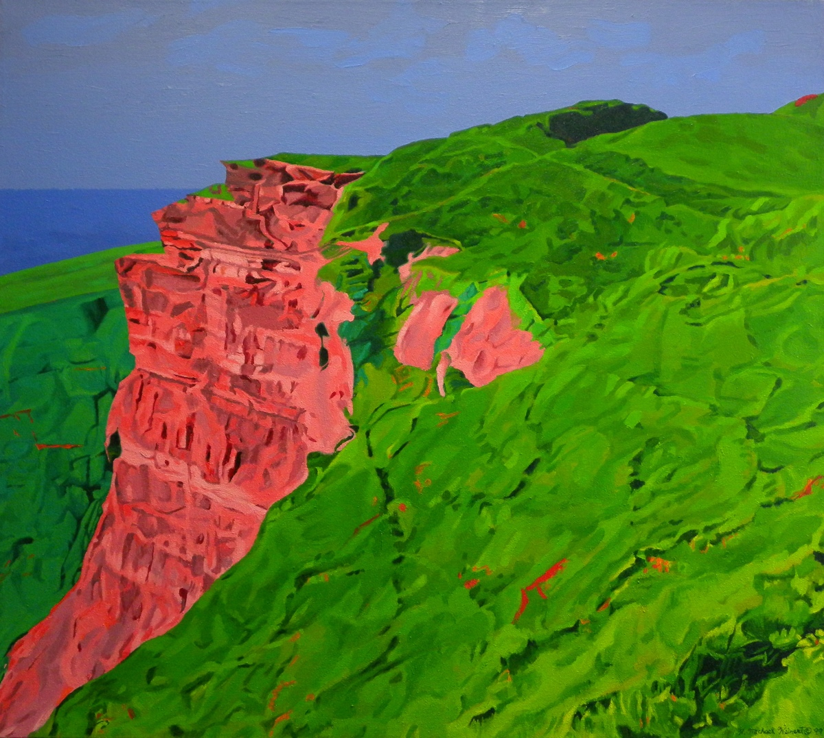 Pink Cliffs (large view)