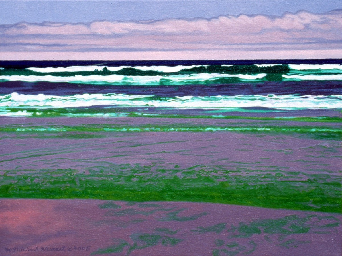 Crescent Beach, Oregon (large view)