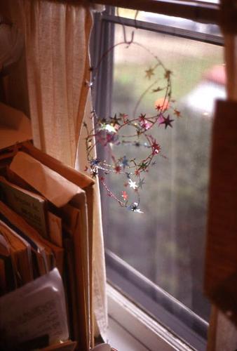 Window and Stars