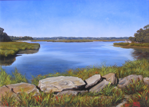 Stony Brook Harbor (large view)