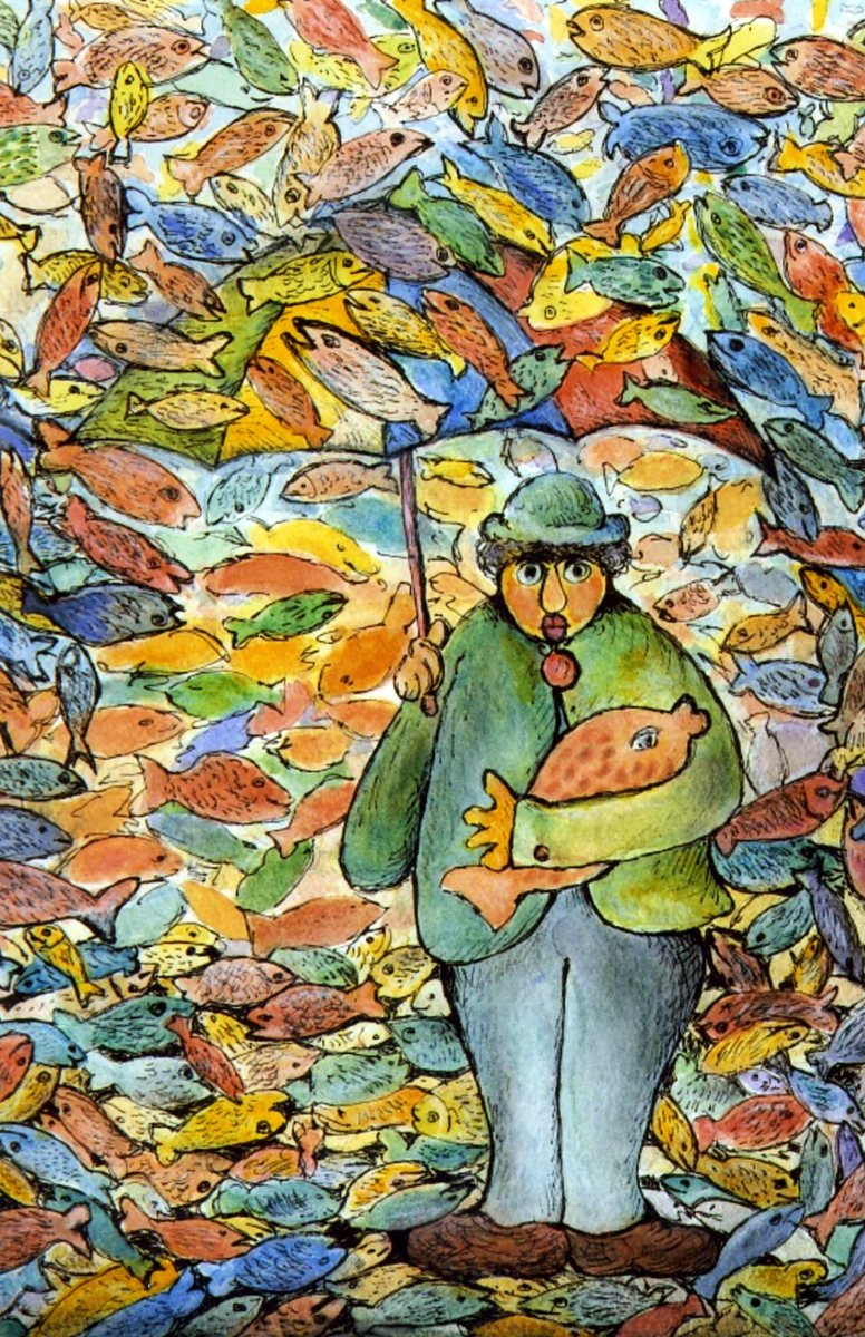 """""""Rain Of Fishes"""" (large view)"""