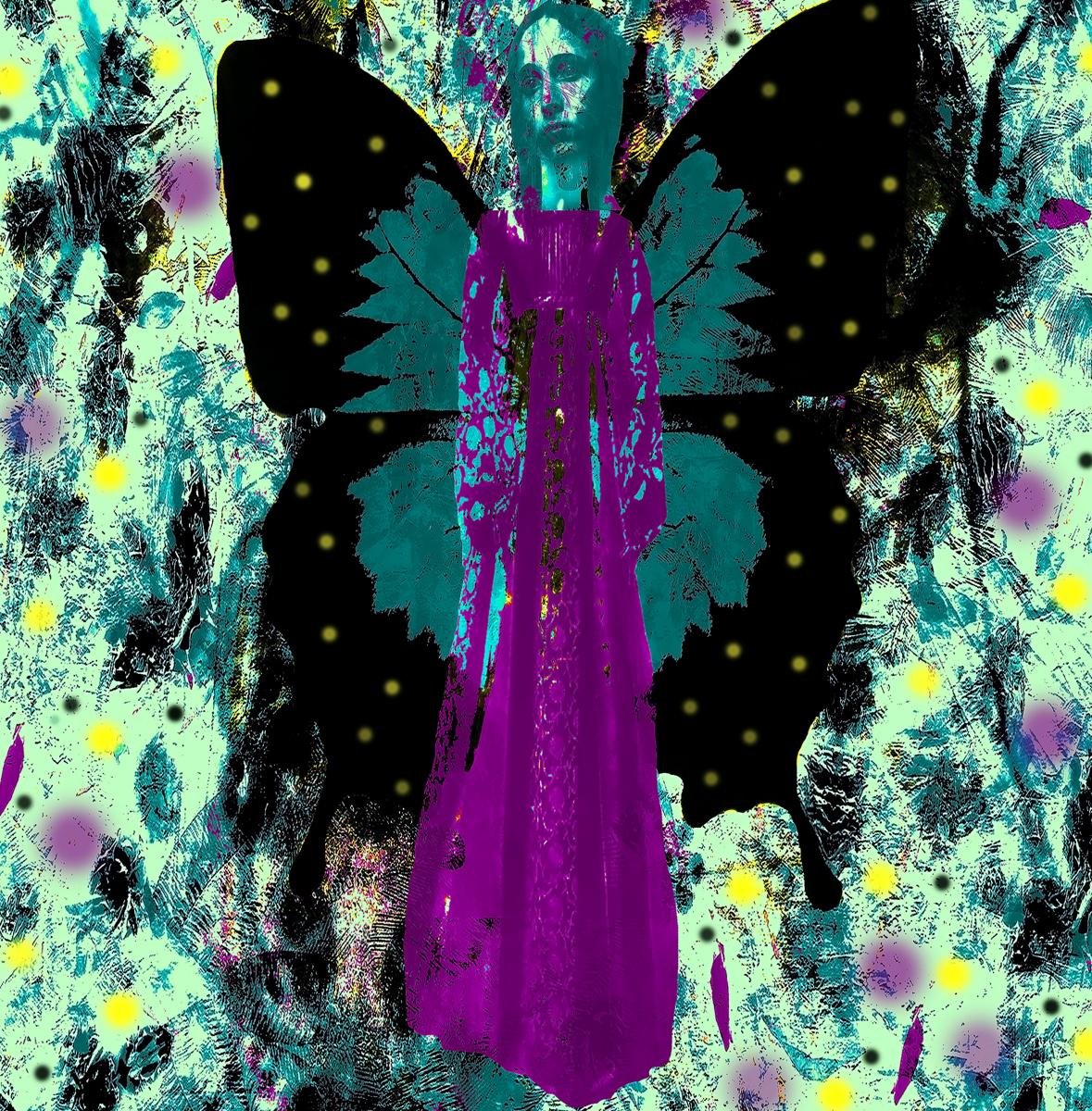 Bleeding Heart, Paper Wings 1 (large view)