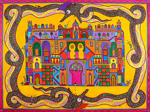 Under Siege by Imelda Fagin